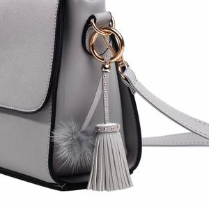 ❗️2 FOR $20❗️Tassel Keychain/Bag Accessory